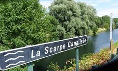 Athies-les-Arras , la Scarpe (2)