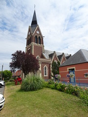 Fampoux l' Eglise Saint Vaast, - Photo of Sailly-en-Ostrevent