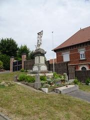 Fampoux le monument aux Morts
