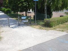 Athies-les-Arras, le chemin de halage