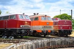 Train Museum Koblenz, Germany