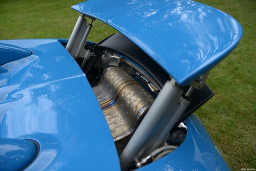 Bugatti Veyron Centenaire Wimille