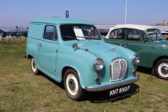 Austin 6 and 8 CWT Van