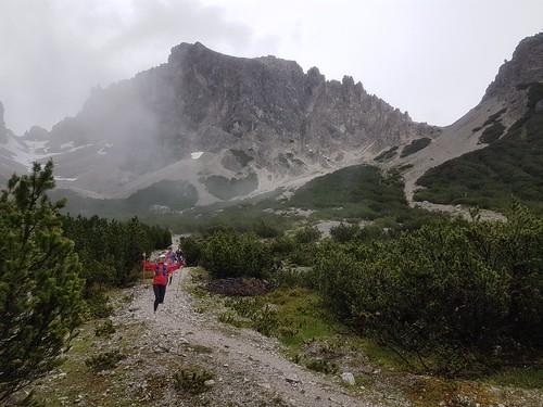 4 Trails dag 3: Wildermieming- Nassereit