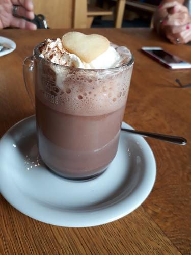 Hot Chocolate - Austrian Style