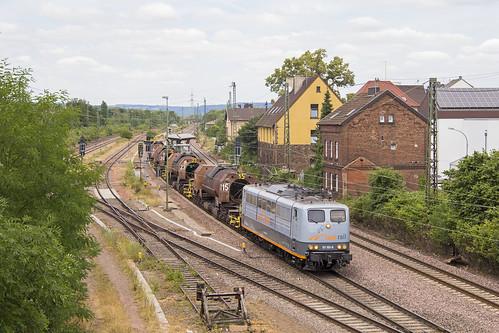 Saarrail 151 165, Bous (D)
