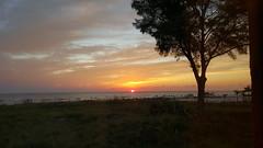 Sunset from Crabby Bills , St. Pete Beach, FL 9-13-15