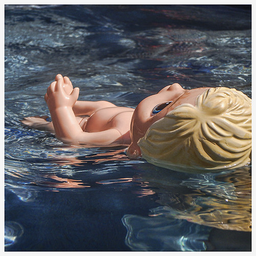 Pools #14 2019; Flotsam & Jetsam - Babydoll Adrift