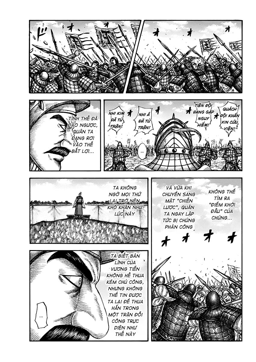 Kingdom – Vương Giả Thiên Hạ  chap 607 - Truyenmoi.xyz