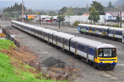 The Long SA Train