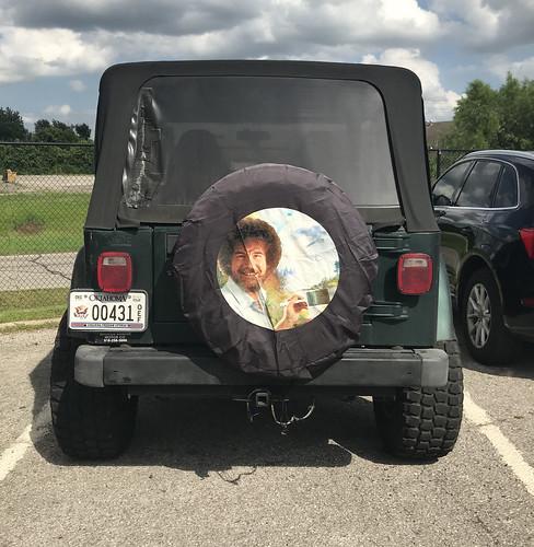 Happy little Jeep