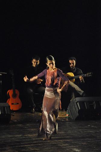 Baile de Falmenco