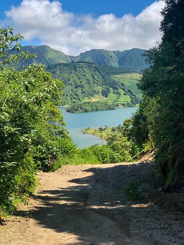 Lagoa Azul & Lagoa Verde