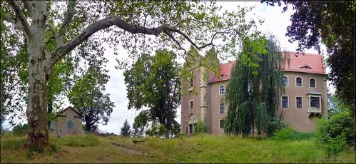 Schloss Taubenheim bei Meißen