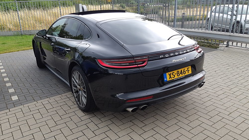 My new Porsche Panamera?