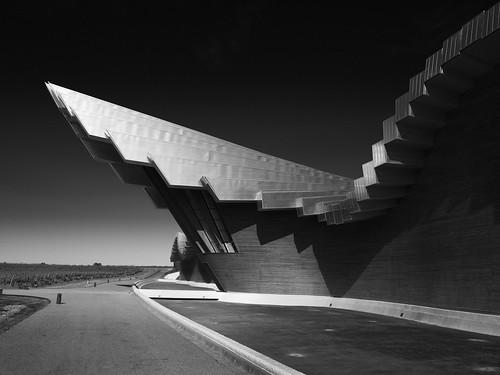 Bodega Ysios #1, Laguardia, Spain