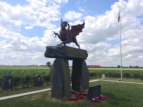 Welsh National War Memorial Park