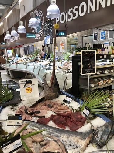 Au supermarché / im Supermarkt / в супермаркете