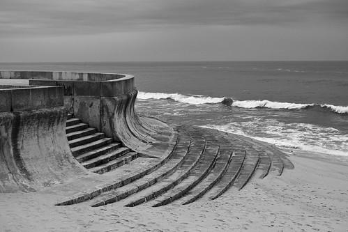 Storm over Aguda Beach