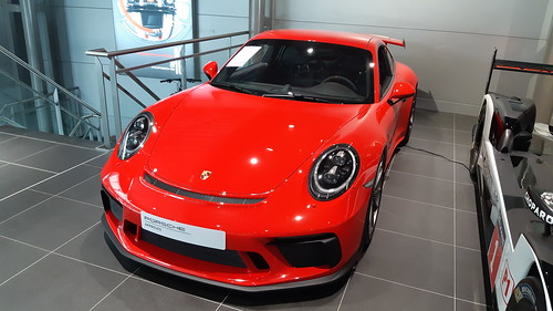 My dream Porsche: 2018 911 GT3