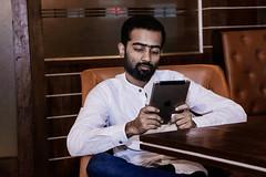 Film maker Borhan Khan