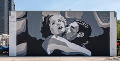 Columbus, OH Street Art  2017 - 2019