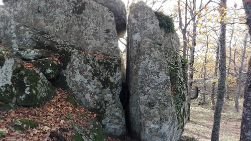 Oliveto Lucano. Sito preistorico. Novembre 2018