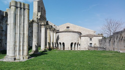 Venosa (Pz). Zona archeologica. 2016.