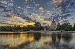 US Capitol Dawn 071319