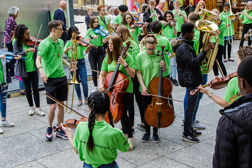 Robin Hood Youth Orchestra