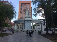 Mexico City - Palacio de Bellas Artes area