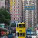 Tram in Wan Chai