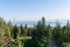 Image by Another Day in Vancouver (ecraig) and image name IMG_0390s photo  about Grouse Mountain , North Vancouver, British Columbia, Canada, July, 2019