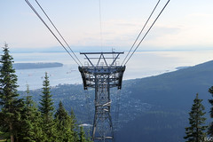 Image by Another Day in Vancouver (ecraig) and image name IMG_0399s photo  about Grouse Mountain , North Vancouver, British Columbia, Canada, July, 2019