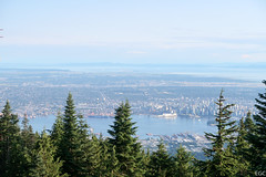 Image by Another Day in Vancouver (ecraig) and image name IMG_0395s photo  about Grouse Mountain , North Vancouver, British Columbia, Canada, July, 2019