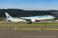 Korean Air Lines, HL8346 : 200th Boeing for Korean Air