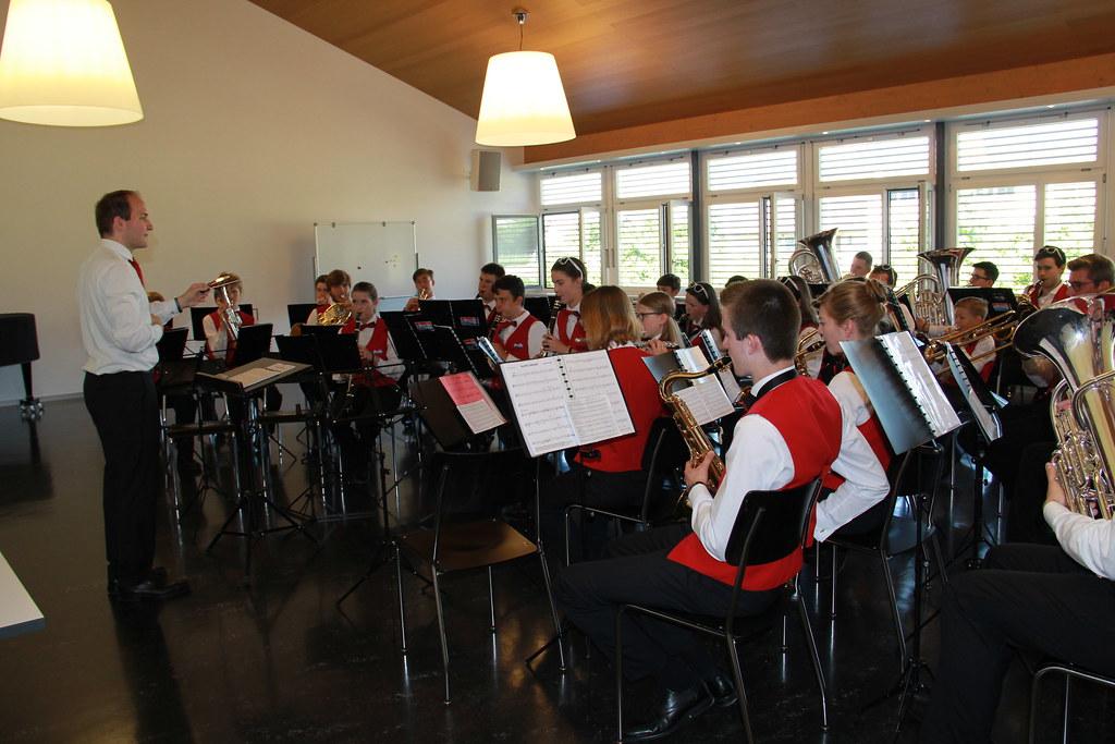 Jugendmusiktag Möriken-Wildegg 2019