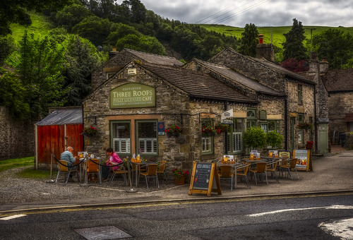 The Three Roofs Cafe