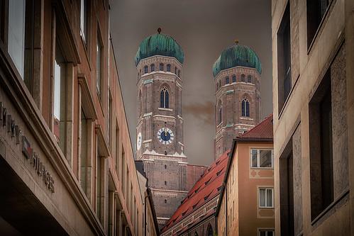Türme der Fauenkirche