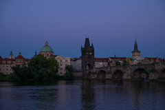 Summer Night in Prague