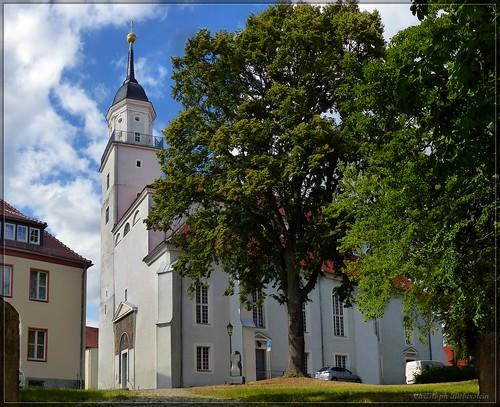 Christuskirche (ehem. Marienkirche) zu Bischofswerda