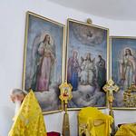 Неделя 4-я по Пятидесятнице в Свято-Преображенском храме Геленджика