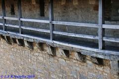 muralha de Rothenburg ob der Tauber