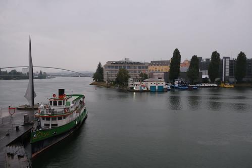 Dreiländereck, Schweiz - Deutschland - France
