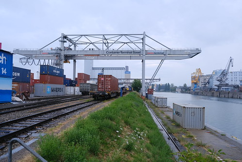 Container Terminal Basel