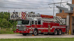Tower 441, Fairfax County Fire & Rescue