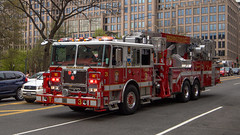 Tower 3, DCFD