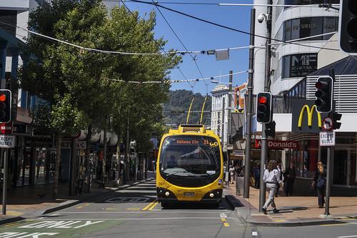 Manners Street - Wellington