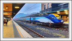Trains in New South Wales