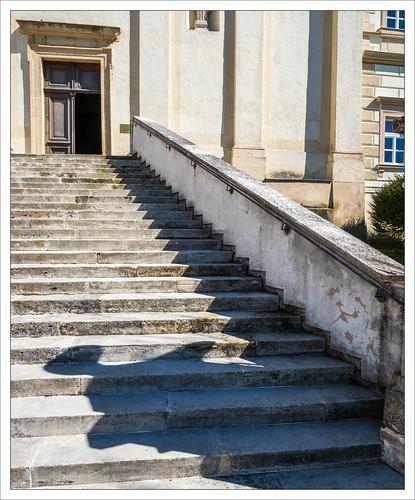 The Stairs of Lockenhaus